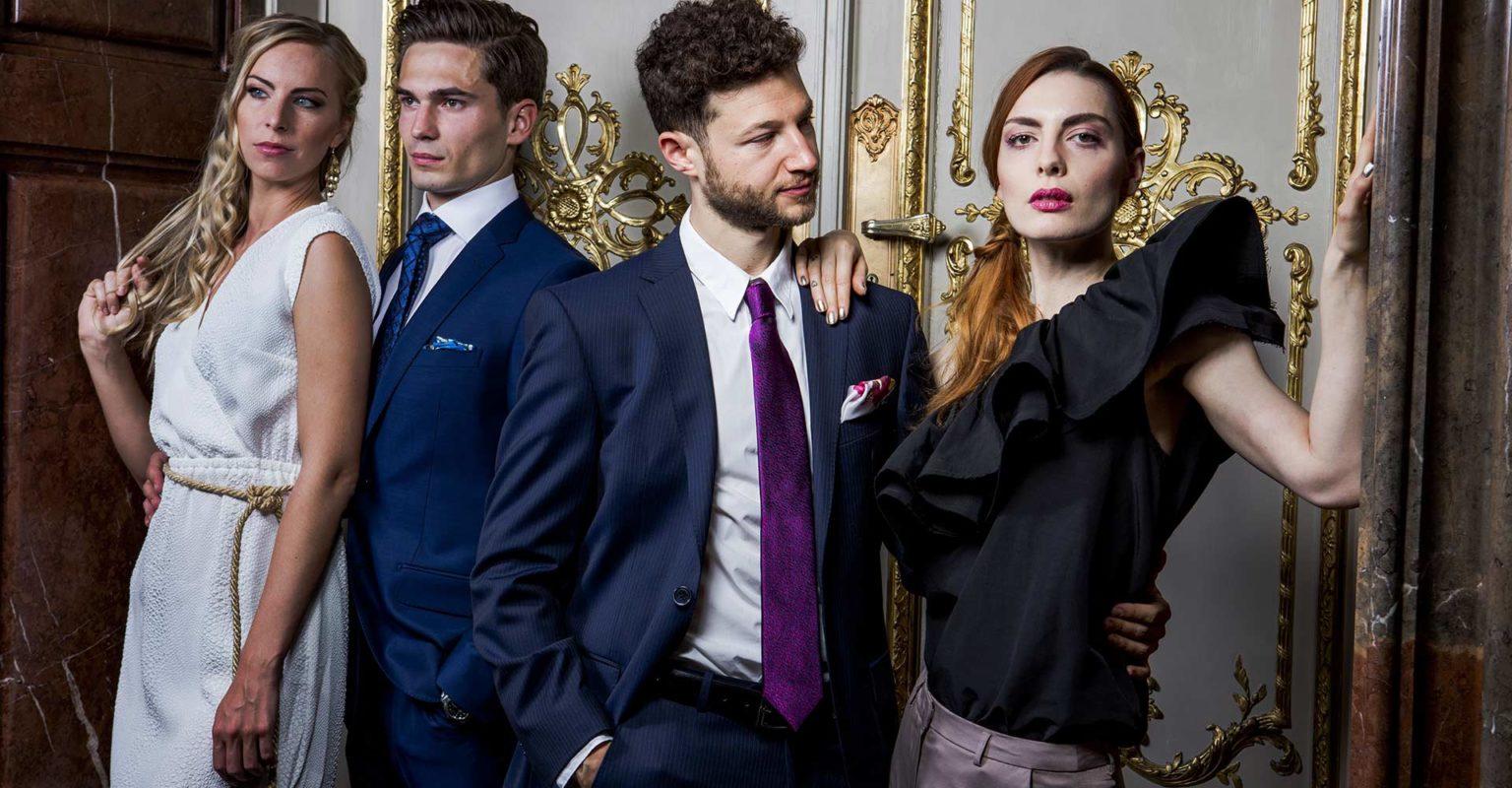 Was Frau an einem Gentleman mag - STURM Herrenausstatter Wien