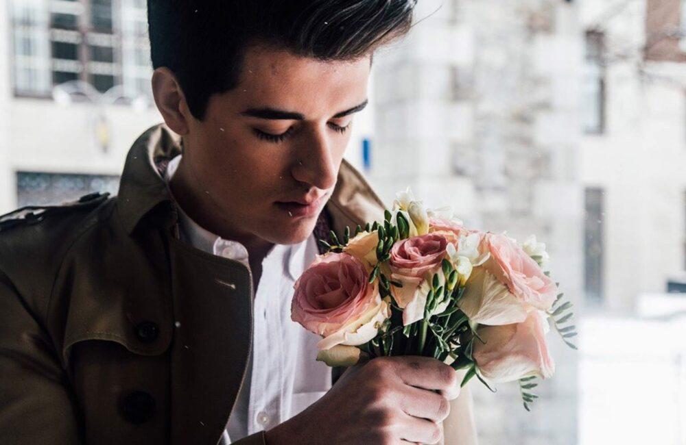 Valentinstag Geschenk Gentleman